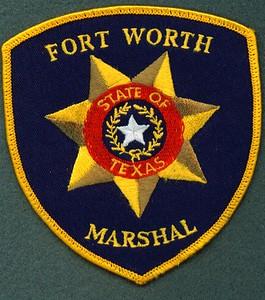 FORT WORTH MARSHAL 20