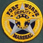 FORT WORTH MARSHAL 40 BP