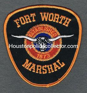 FORT WORTH MARSHAL