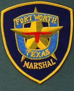 FORT WORTH MARSHAL 10