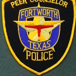 FORT WORTH 160 PEER COUNSELOR