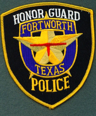 FORT WORTH 140 HONOR GUARD