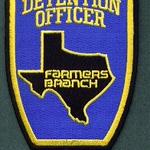 FARMERS BRANCH DETENTION OFFICER 90