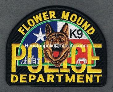 FLOWER MOUND K9