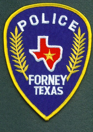 Forney Police