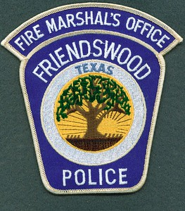 FRIENDSWOOD 200 FIRE MARSHAL 1