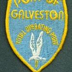 PORT OF GALVESTON 1