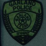 GARLAND 9 SWAT GREEN