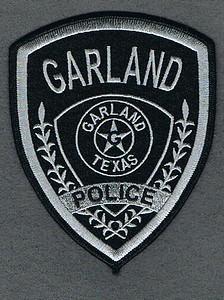GARLAND 7 BLACK