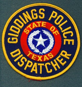 GIDDINGS 55 DISPATCHER