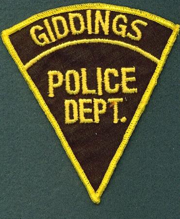 Giddings Police
