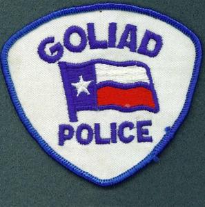 Goliad Police
