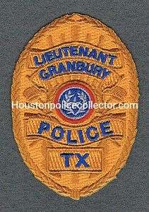 GRANBURY BP LIEUTENANT