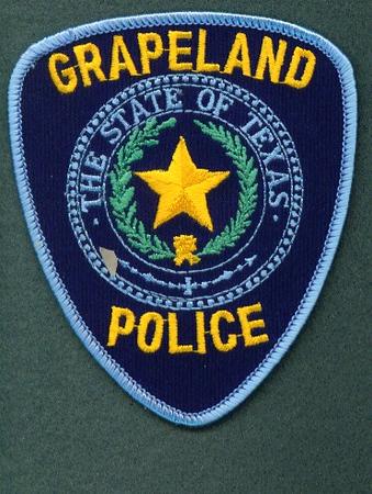 Grapeland Police