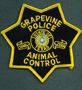 GRAPEVINE 30 ANIMAL CONTROL