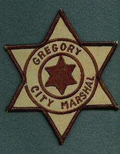 GREGORY 10 MARSHAL