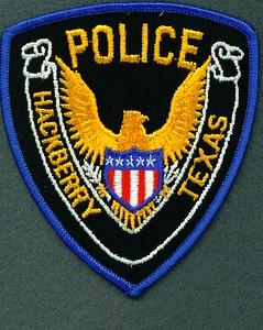 Hackberry Police