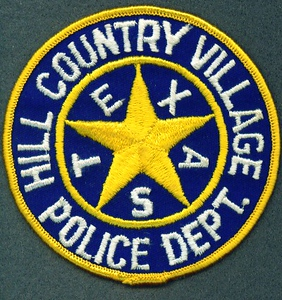 Hill Country Village Police
