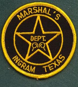 INGRAM MARSHAL 10