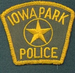 Iowa Park Police