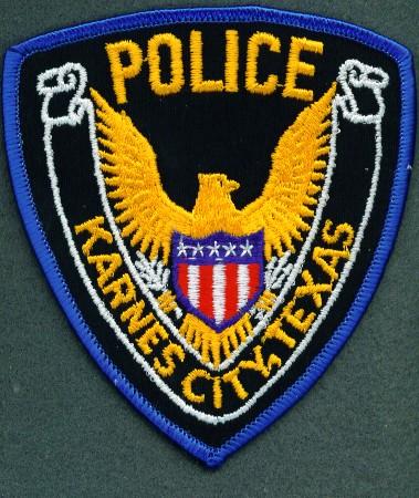 Karnes City Police