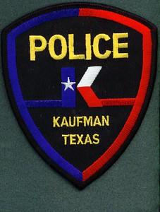 Kaufman Police