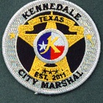 KENNEDALE CITY MARSHAL 22