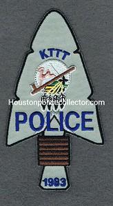 Kikkappo Traditonal Tribe of Texas Police