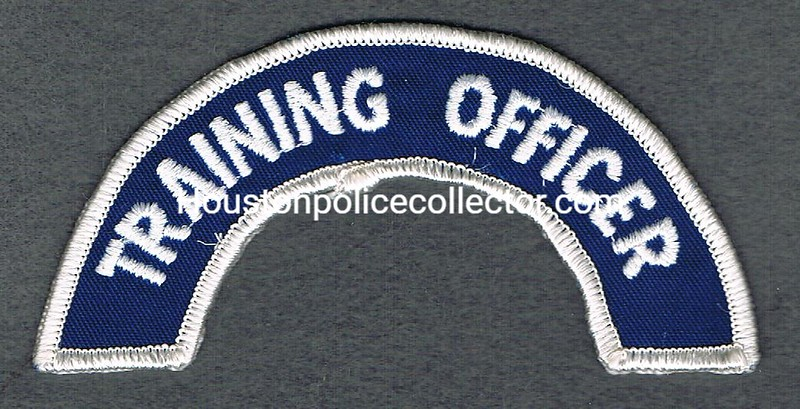 TRAINING OFFICER TAB