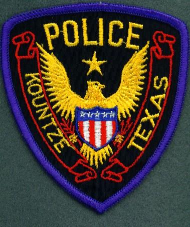 Kountze Police