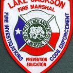 LAKE JACKSON 100 FIRE MARSHAL