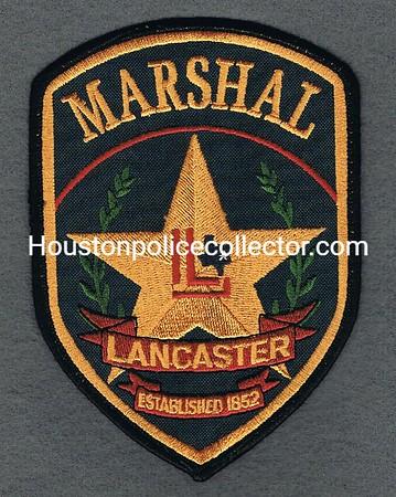 LANCASTER MARSHAL USED