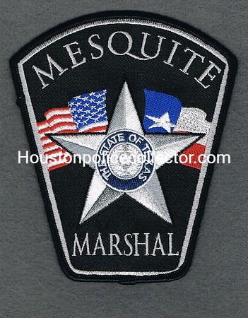 MESQUITE MARSHAL
