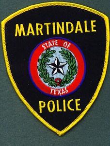 Martindale Police