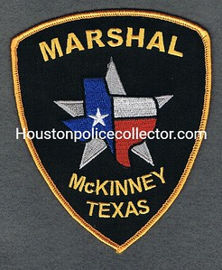 Mc KINNEY MARSHAL