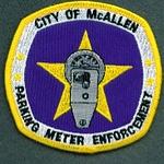 McALLEN METER ENFORCEMENT