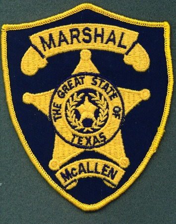 McALLEN MARSHAL