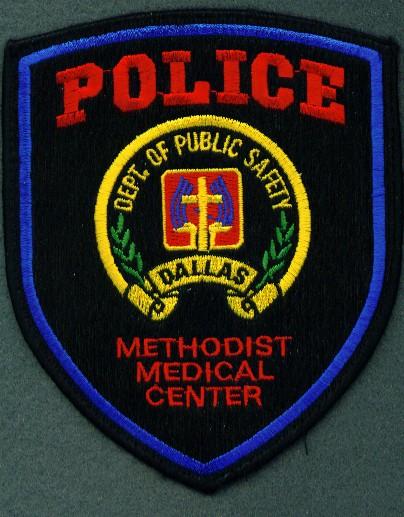 Methodist Medical Center Dallas Police