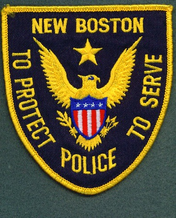 New Boston Police