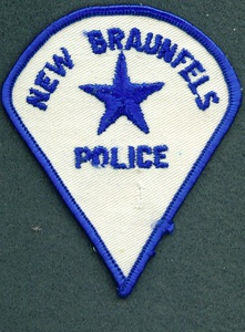 New Braunfels Police