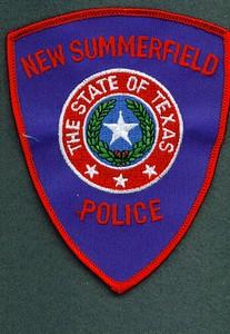New Summerfield Police