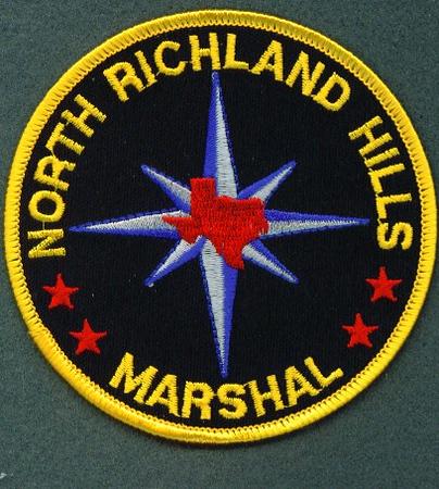NORTH RICHLAND HILLS MARSHAL 10