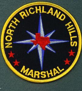 North Richland Hills Marshal