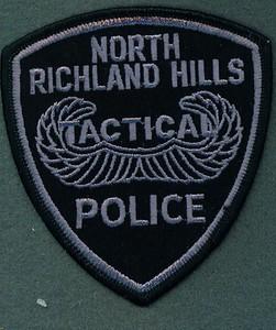 NORTH RICHLAND HILLS 70 TACTICAL