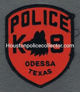 ODESSA K9 USED