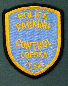 ODESSA PARKING CONTROL