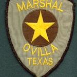 OVILLA MARSHAL  10