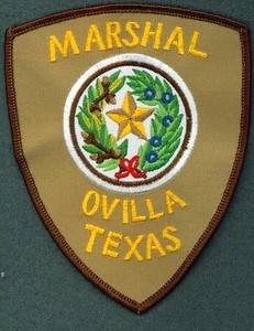 OVILLA MARSHAL 20
