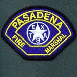 PASADENA 500 FIRE MARSHAL 55