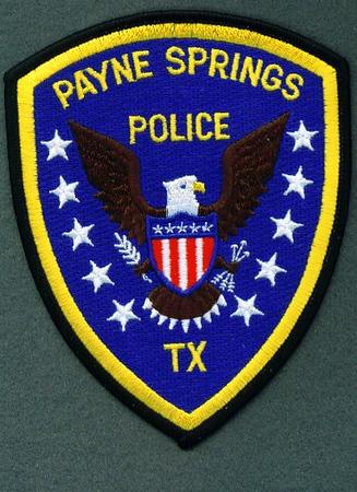 Payne Springs Police